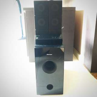 Pioneer 6+1 sound systems
