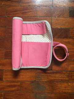Rollable Pencil Case (Pink)
