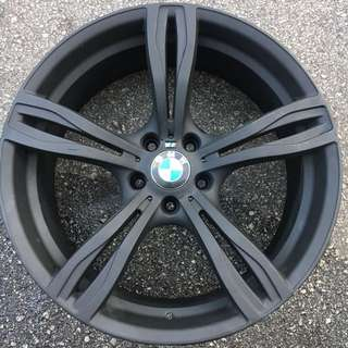 "20"" M style Rims Fits BMW E60 and E65"