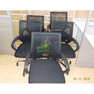CNL703 Mesh Chair_Office Partition-Furniture
