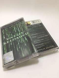 The Matrix Reloaded : The Album OST ( Double Cassette)