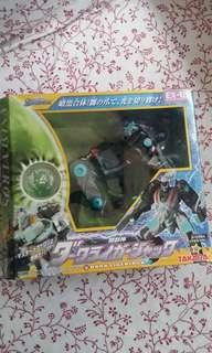 Transformers dark ligerjack takara new