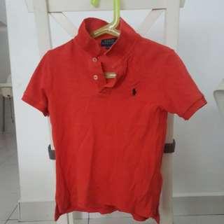Toddler Ralph Lauren Polo Shirt