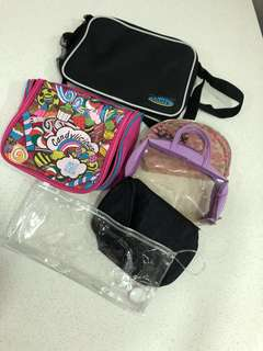 Bundled Miscellaneous pouch(All for $4)