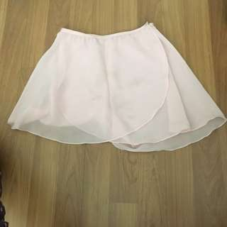Sonata kid/ children dance wear - Ballet wrap around skirt