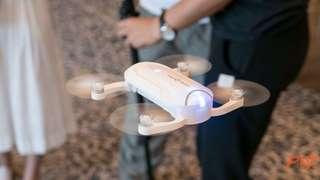 ZeroTech Dobby 航拍—只有手掌般大!高空影相拍片一流