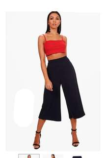 Brand new never worn culottes