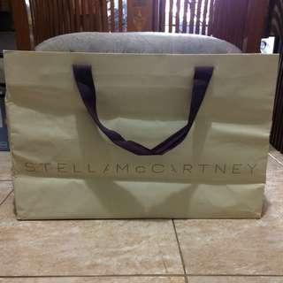 Stella Mc Cartney Paperbag