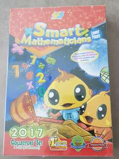 Smart mathrmaticians lower primary
