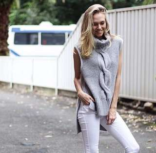 Country Road Knit Vest