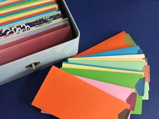 Personalised Message or Cards in a Box
