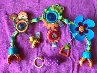 Crib/stroller Baby hang toys