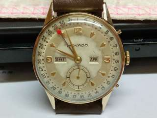 Movado14K,40年代