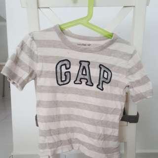 2 pcs Baby Gap Tshirt