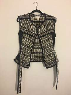 H&M vest size 2