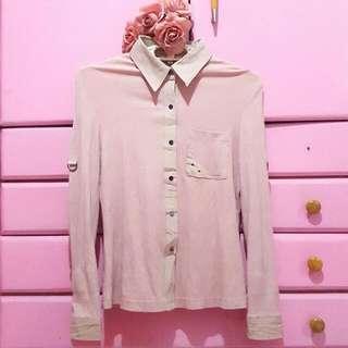 Pink Semi Formal Longsleeves