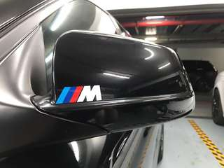 Mperformance sticker available