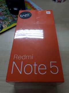 Xiaomi Redmi Note 5 Gold 4/64 Garansi Tam