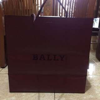 Bally Paperbag