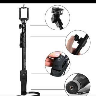 Bluetooth monopod