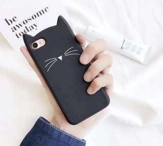 Cat case Iphone case 5-7