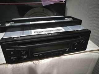 Audio standard Honda Brio