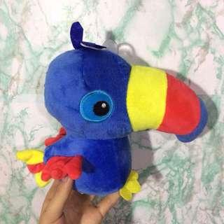 Cute Bird Plush Toy