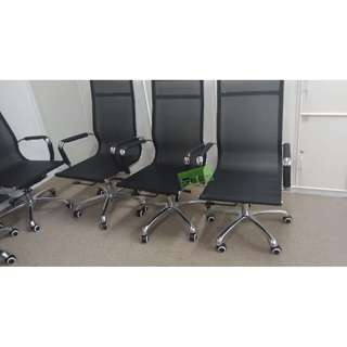 HB-171 Mesh highback Office chair_Office Partition Furniture