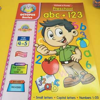 Preschool ABC & 123
