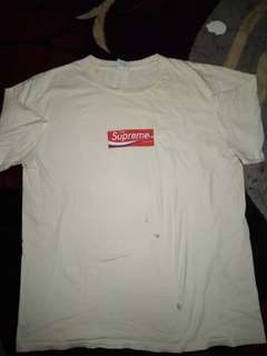 Supreme Box Logo Coke