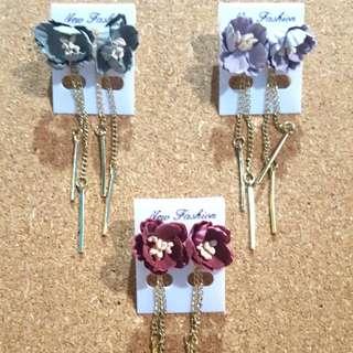 SALE BRG NEW JGN DITAWAR LAGI.anting chain flower