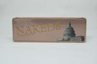 eyeshadow Naked 8