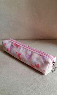 Pencil pouch/make up brush pouch