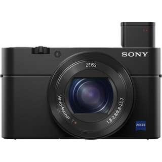 [RENT] Sony RX100IV Cyber-shot Camera