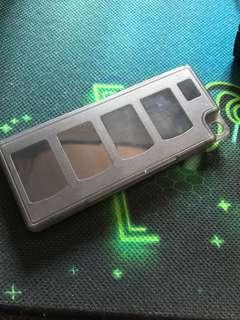 Nintendo switch game cartridge holder