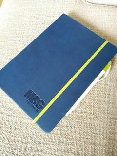 Notebook for notes,  etc