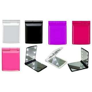 LED Pocket Vanity Mirror