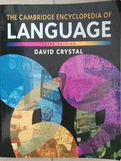 Encyclopedia of Language