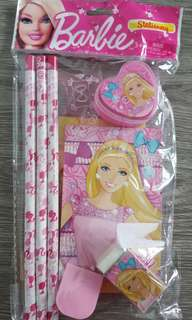 Barbie Stationary.