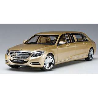 AA Mercedes Maybach S600 Pullman