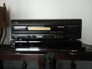 Pioneer VCD Player