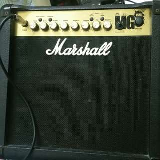 Marshall mg series 15fx 40watt