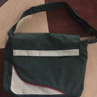 Convention crossbody bag