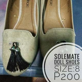 SOULMATE SHOES SIZE 8