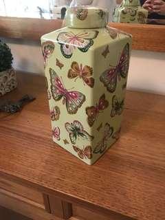 Decorative ginger Jar