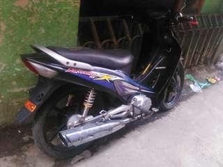 Honda kharisma x 2005 body mesin mulus