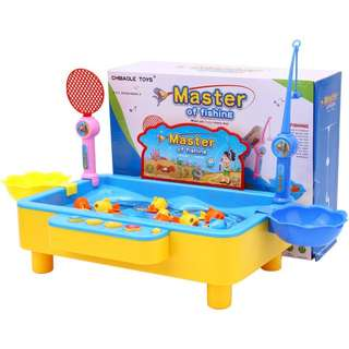 Children Magnetic Fishing Fun Game