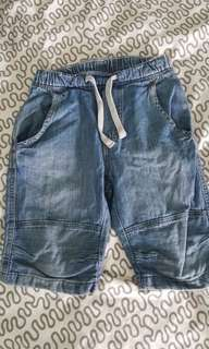 Kids Short Jeans