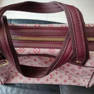 Louis Vuitton粉紅色手袋