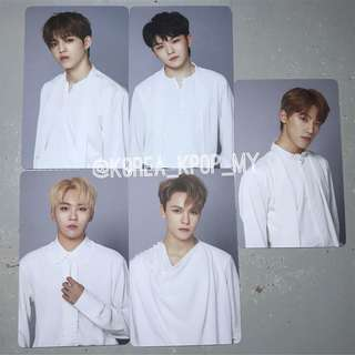 SEVENTEEN CARATLAND PC SET (seperate )